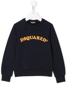 Dsquared2 Kids свитер с логотипом