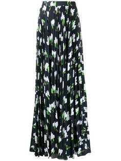 Escada юбка со сплошным принтом