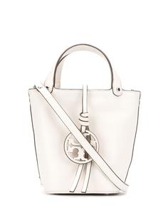 Tory Burch сумка-ведро с металлическим логотипом