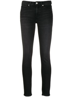 Calvin Klein Jeans джинсы скинни средней посадки