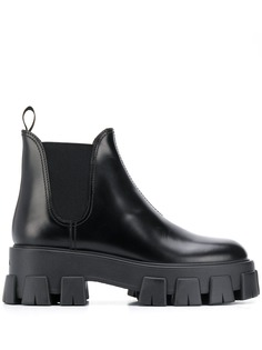 Prada ботинки Beatle