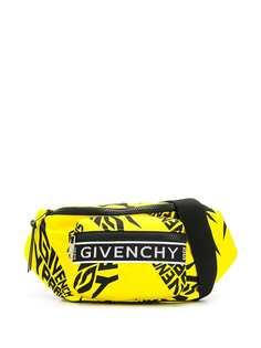 Givenchy поясная сумка с логотипом