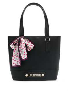 Love Moschino сумка-шопер с логотипом