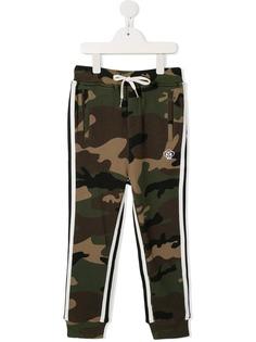 Mostly Heard Rarely Seen 8-Bit спортивные брюки с камуфляжным принтом