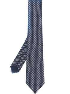 Giorgio Armani жаккардовый галстук