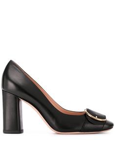 Bally туфли-лодочки Claire на массивном каблуке