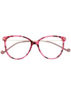 LIU JO очки в круглой оправе