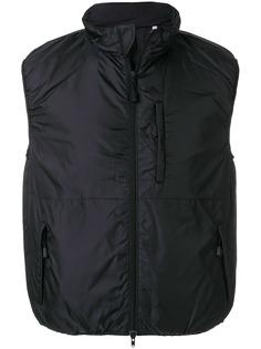 Aspesi дутая куртка без рукавов