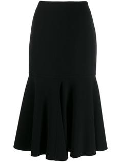 Giorgio Armani расклешенная юбка