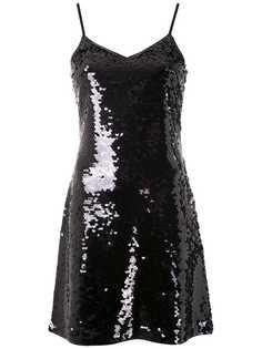 Michael Michael Kors платье с пайетками