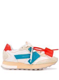Off-White кроссовки Runner