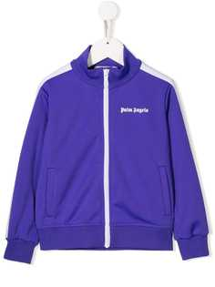 Palm Angels Kids спортивная куртка с полосками