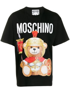 Moschino футболка Roman Teddy Bear