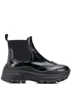 Prada ботинки в спортивном стиле