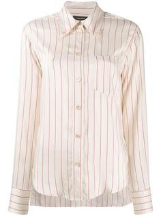 Isabel Marant полосатая рубашка на пуговицах