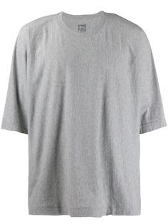 Homme Plissé Issey Miyake футболка оверсайз