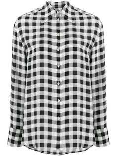 0f75b25d437e Michael Michael Kors рубашка в клетку