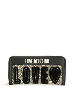 Love Moschino кошелек Love