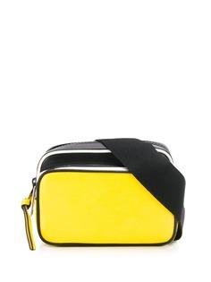Givenchy поясная сумка с двойной молнией