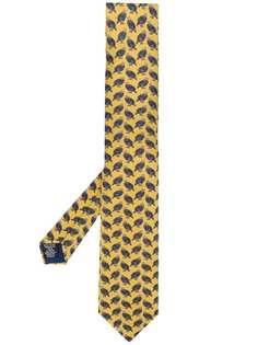 Holland & Holland галстук Hugo Guinness с узором