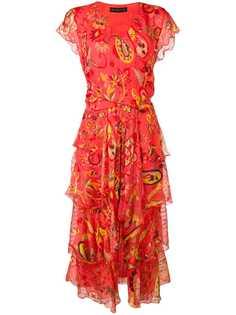 Etro платье Jade с запахом