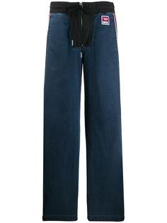 Diesel джинсы D-Erinn свободного кроя
