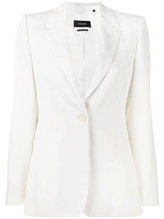 Isabel Marant однобортный пиджак Praise