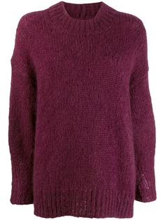 Isabel Marant oversized mohair jumper