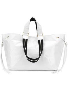 Isabel Marant объемная сумка-тоут