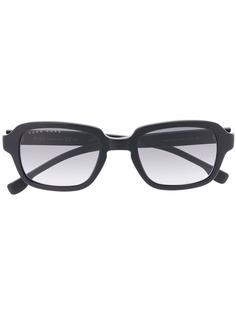 Boss Hugo Boss солнцезащитные очки в квадратной оправе