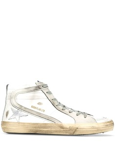 Golden Goose кеды Slide Star