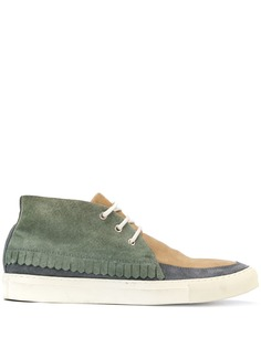 Comme Des Garçons Pre-Owned кроссовки с дизайном пэчворк
