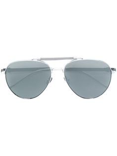 Belstaff солнцезащитные очки-авиаторы Stafford