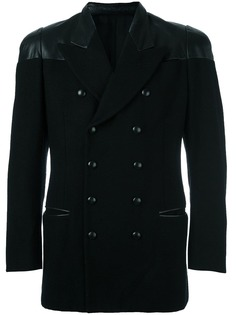 Jean Paul Gaultier Pre-Owned двубортный пиджак