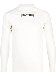 Sankuanz футболка с длинными рукавами