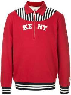 Kent & Curwen свитер с принтом