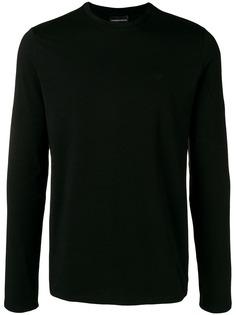 Emporio Armani футболка с длинными рукавами