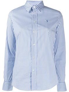 Polo Ralph Lauren полосатая рубашка кроя слим