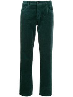 Emporio Armani брюки прямого кроя