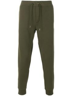 Polo Ralph Lauren спортивные брюки с вышитым логотипом