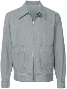 Kent & Curwen приталенная куртка на молнии