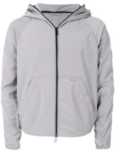 Emporio Armani непромокаемая куртка на молнии