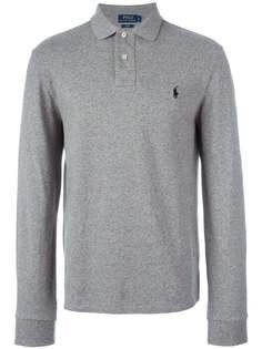 Polo Ralph Lauren футболка-поло с длинными рукавами