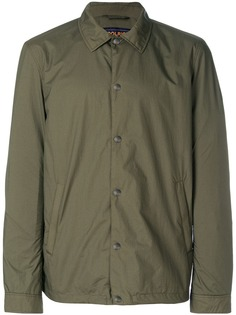 Woolrich куртка-рубашка прямого кроя