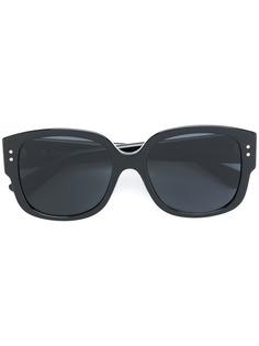 Dior Eyewear солнцезащитные очки Studs