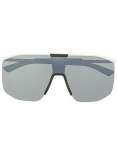 Mykita массивные солнцезащитные очки Yarrow