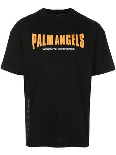Категория: Футболки с логотипом Palm Angels