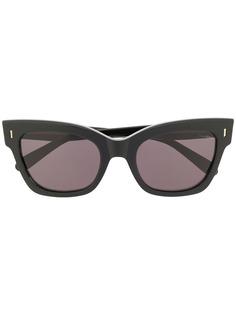 Mulberry солнцезащитные очки Kate в квадратной оправе