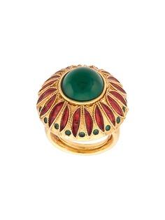 Oscar de la Renta кольцо Peacock