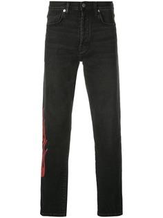 Lost Daze джинсы с принтом